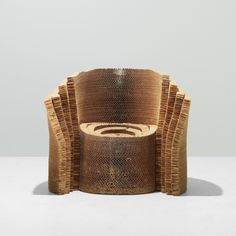 frank gehry cardboard chair - Google Search