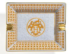 hermes ashtray...a girl can dream