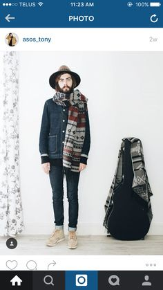 Scarf tings from asos_tony