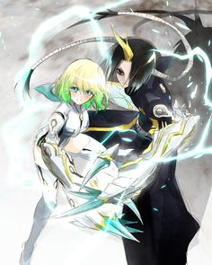 Sousei no Onmyouji || I would like to see them fighting together!