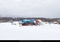 https://flic.kr/p/P3AXKm | Farmhouses in the snow | Copyright © 2016 Kris Gaethofs - All rights reserved