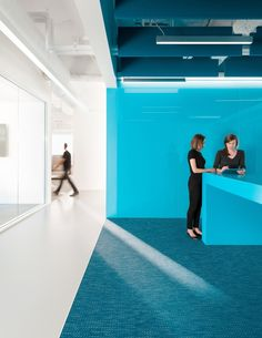 Офис компании Elastic