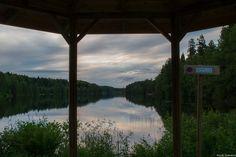 From the pavillion by Borredalsvannet, Fredrikstad, Norway  Copyright: Heidi Femmen