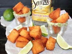 Deep-fried tequila shots! State Fair Food Recipes - Deep Fried Food Recipes - Country Living
