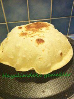 Tavada ekmek nasil yapilir resimli, tavada lavas ekmegi nasil yapilir How to make bread in the pan illustrated, how to make lavas bread in the pan