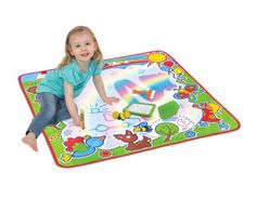 TOMY 6189 Children Kids Rainbow Aquadoodle Aquadraw for sale online 1 Year Old Girl, 1 Year Olds, Xmas Gifts, Baby Toys, Baby Gifts, Beach Mat, Outdoor Blanket, Plush, Presents