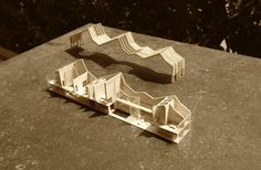 Goksu Rope Factory Lofts / Suyabatmaz Demirel Architects,model
