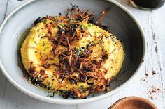 Sweet potato is everywhere these days, and for good reason. They're good for you and taste even better. So why not give some of these recipes a go tonight? Sweet Potato Oven, Sweet Potato Hummus, Potatoes In Oven, Baked Onions, Hummus Recipe, Pan Macmillan, Appetisers, Food Festival, Chickpeas