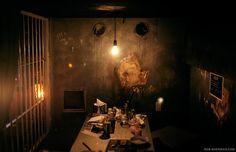 Alcatraz E.R. – Tokyo, Japan themed restauranting