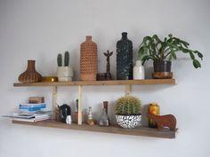 Wall Shelf by Dean Edmonds