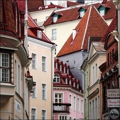 tallinn, estonia this is one of my favorite places to visit.