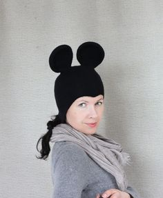 Be a chic Minnie Mouse