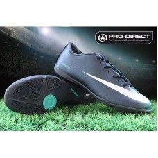 75e36fccadb Nike Indoor Soccer Shoes Mens Nike Mercurial Vapor Superfly II Victory IC  Indoor Football Shoes In White Black