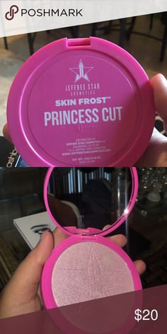 Jeffree Star's Skin Frost Princess Cut Jeffee Star's Skin Frost in the shade Princess Cut - Only used once for Swatching jeffree Star Makeup