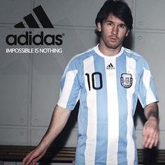 Leo Messi | Impossible is Nothing | Campaña Adidas Adizero F50