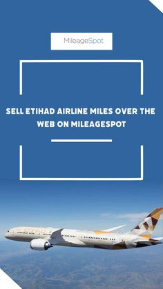 #Etihad #AirlineGuestMiles is widely known as a traveller's best friend. Users can sell #EtihadAirline #Miles over the web on multiple forums quickly to generate a good amount of money. You can choose #MileageSpot for this purpose. Learn more. #MS #WhyWaste #AirMiles #AirlineMiles #CashForMiles #Miles #SellMiles Brokerage Firm, Best Friends, Learning, Purpose, Travel, Money, Beat Friends, Bestfriends, Viajes