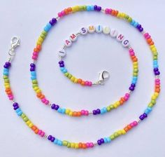 Beaded Jewelry Designs, Handmade Jewelry, Beaded Lanyards, Love Ring, Friendship Bracelets, Seed Beads, Diy And Crafts, Jewelry Accessories, Girly