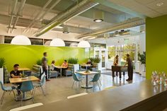 Boora Architects :: High Tech Office Redesign