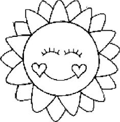 Sun Moon For Kids Coloring Summer Coloring Pages, Preschool Coloring Pages, Coloring Sheets For Kids, Coloring Pages To Print, Coloring Pages For Kids, Kids Coloring, Sun Template, Templates Printable Free, Applique Patterns