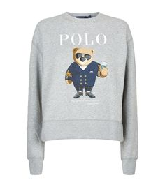 Clothes, Shoes & Accessories Straightforward Ralph Lauren Boys Teenage Unisex Long Sleeve T Shirts Tops Soft Cotton 2-20 Year