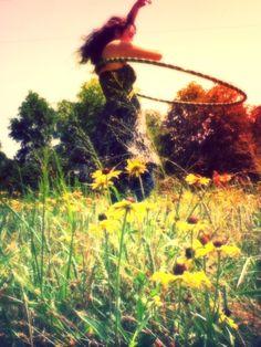 Wildflower hooping.  Want to start hooping so bad <3