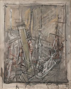 Alberto Giacometti, L'Atelier on ArtStack #alberto-giacometti #art