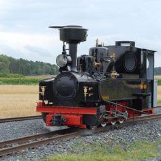 Steam Locomotive Ml-657, the Witness of the Narrow Gauge Train Era | DZELZCEĻA MUZEJS