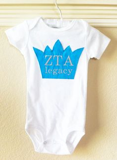ZTA legacy :) seriously want a daughter one day so I buy her this!