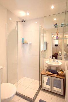 Banheiro decorado do Felice Vila Formosa