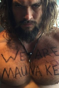 Jason Momoa Is Leading A Revolt Against Hawaii's Thirty Meter Telescope