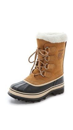 Sorel Caribou Boots $140