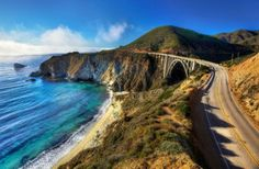 Bixby Creek Bridge – California – USA
