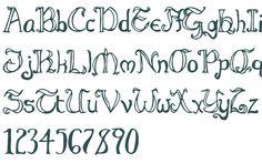 Cute Bubble Fonts | Cute Bubble Letters Font Download font · email