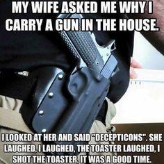 FunSubstance - Funny pics, memes and trending stories Gun Humor, Cops Humor, Military Memes, Funny Military, Military Guns, Haha, Twisted Humor, Geeks, I Laughed