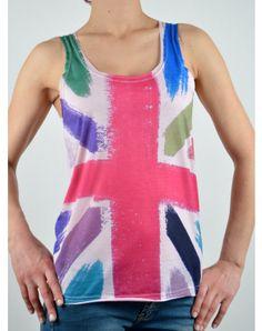 Γυναικεία Ρουχα Athletic Tank Tops, Pink Ladies, Tie Dye, Fashion, Moda, Fashion Styles, Tye Dye, Fashion Illustrations