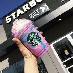 "Unicorn Frappucino ""Starbucks"""