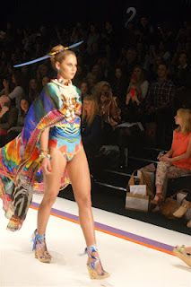 sarahg2747: MBFWA - Kaftan Queen, Camilla with the Spring/Summer collection showing at Australian Fashion Week in Sydney. Yes, some swimwear!  http://www.sarahg2747.com/2012/05/mbfwa-camilla.html#
