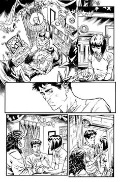 """""""Some inks from Amazing Spider-Man Annual out this Wednesday! Cory Smith, Amazing Spider, Wednesday, Spiderman, Twitter, Art, Spider Man, Art Background, Kunst"""