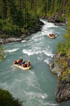 #whitewaterafting I just wish I could convince Eric to go. So much fun and such an adrenaline rush!