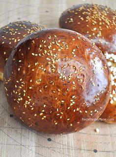 Krachel, brioche marocaine