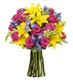 Benchmark Bouquets Joyful Wishes, No Vase >> New and awesome product awaits you, Read it now : : Fresh Groceries