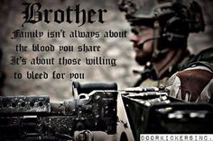 Infantry brother