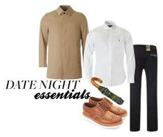 PSYCHE: Date Night by danielleward-1 on Polyvore featuring men's fashion and menswear