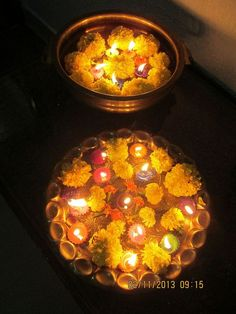 Diwali- The festival of lights- is celebrated in India by lighting lamps all around the house. Sharing a pic of my Diwali decor here. Diwali Festival Of Lights, India And Pakistan, Diwali Decorations, Lamp Light, Candles, Dreams, Candy, Candle Sticks, Candle