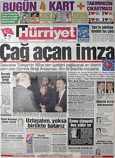Hürriyet gazetesi 7 mart 1995