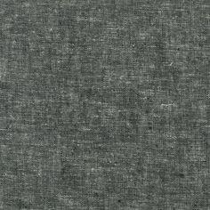Description Fat quarters 55% linen, 45% cotton 'Essex yarn dyed linen' from Robert Kaufman.Sold by the fat quarter metre, which measures 50cm x 56cm. Collection