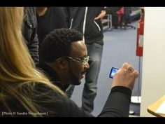 Roger Thomas' reaction to: HAPPY BIRTHDAY ON THE ROAD 1/30/12 Naturally7 'All Natural' Tour 2012