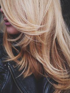 Pretty hair cut.