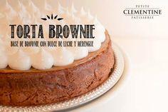 Torta Brownie La mejor torta Brownie Ideal para cumpleaños. Sorprendé a tus invitados. Comprá ahora y disfrutá con Estilo!