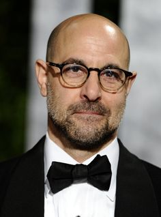 Stanley Tucci added to 'Captain America' cast Bald Men Style, Stanley Tucci, Mark Strong, Men's Grooming, Beard Styles, American Actors, Captain America, Actors & Actresses, It Cast